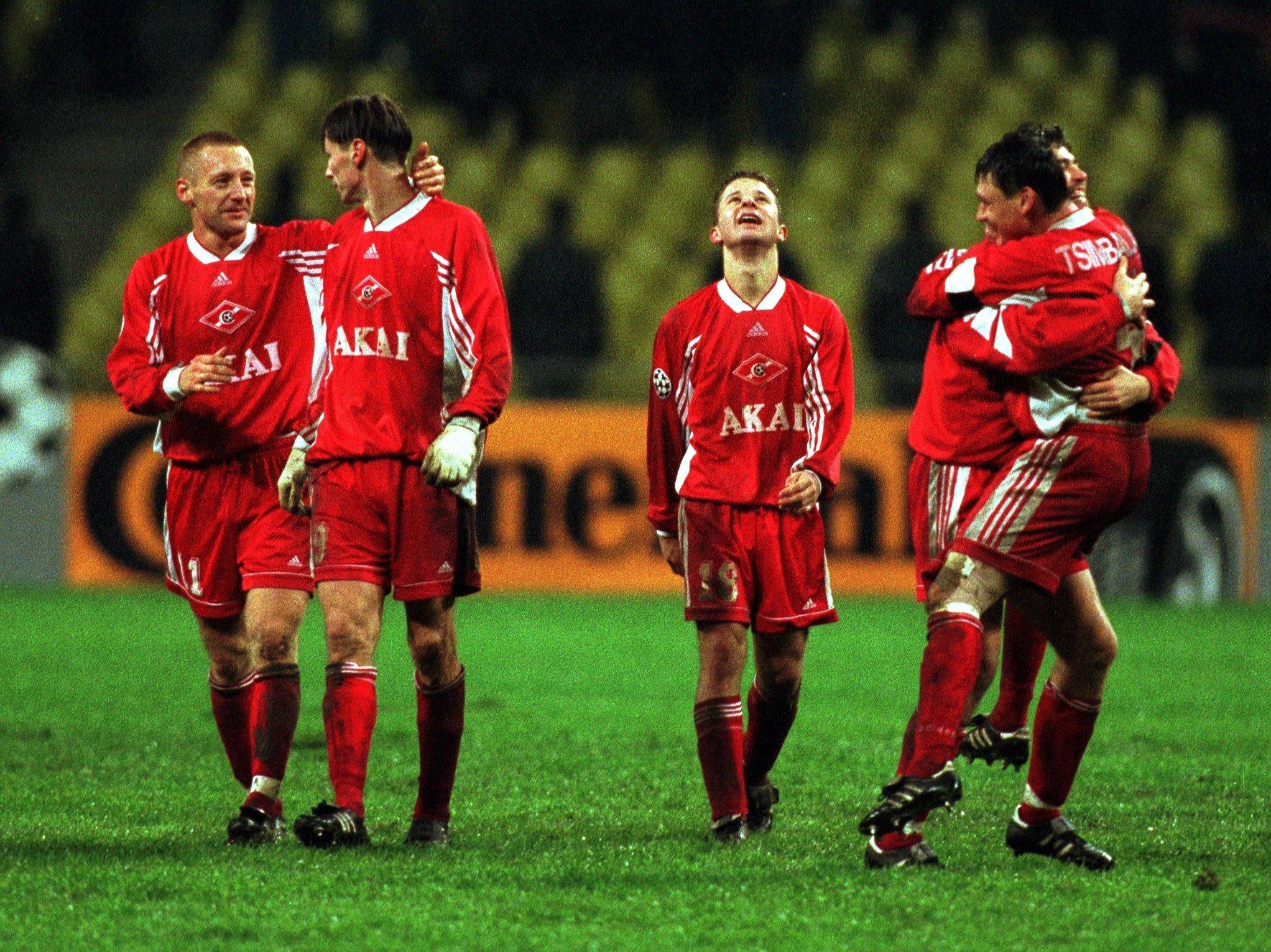 «Ликуйте и радуйтесь жизни в это бездарное время!». В 1998-м Цымбаларь и Титов принесли «Спартаку» победу над «Реалом»