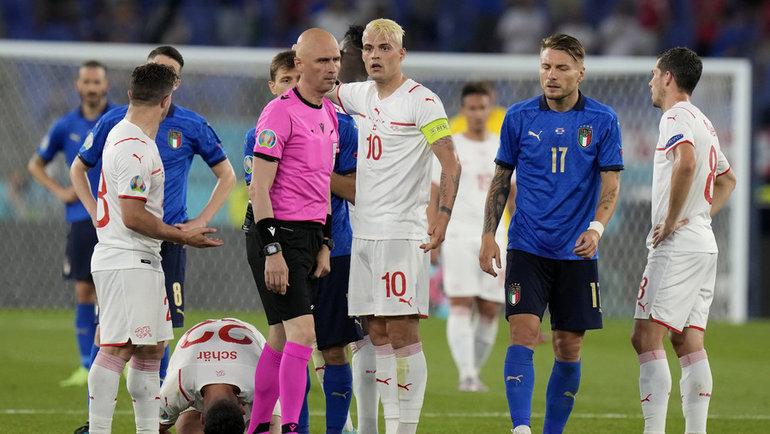 Карасев – счастливый талисман сборной Италии. Удалял Кьеллини и Де Росси, но итальянцы выиграли все матчи, которые судил россиянин