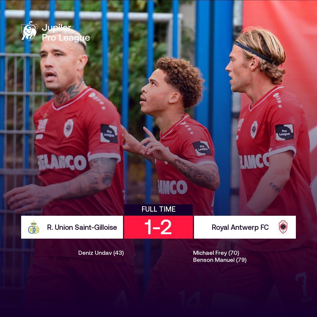«Андерлехт» и «Зюлте-Варегем» отыгрались с 0:2, «Берсхот» снова остался вдевятером и потерпел седьмое поражение подряд