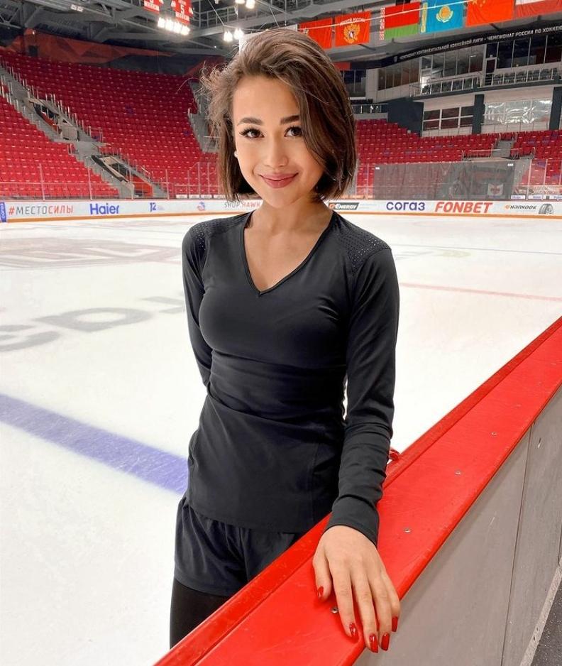 Елизавета Худайбердиева