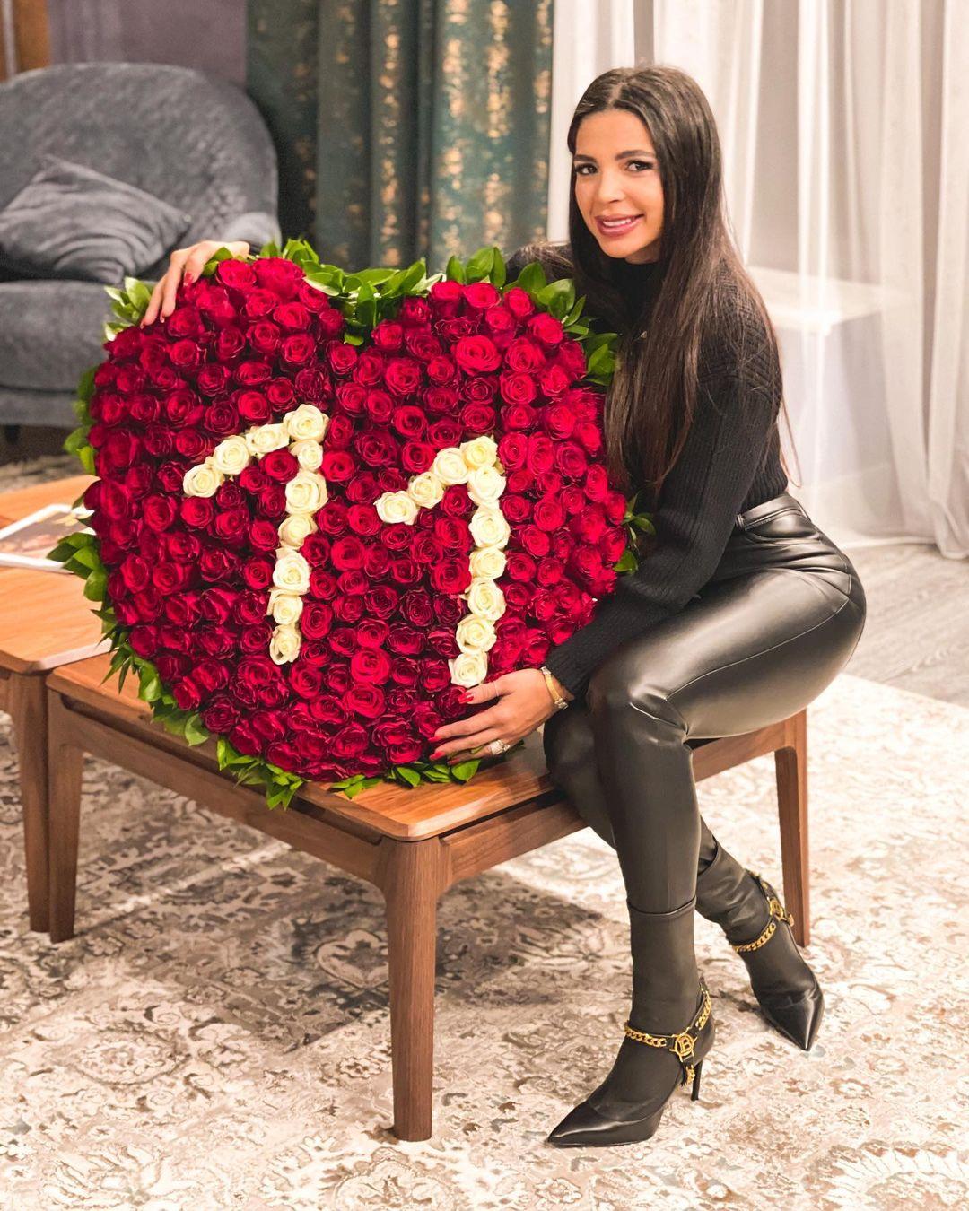 Сюанна – жена защитника «Локомотива» Пабло. Скоро она вместе с мужем переедет в Краснодар!