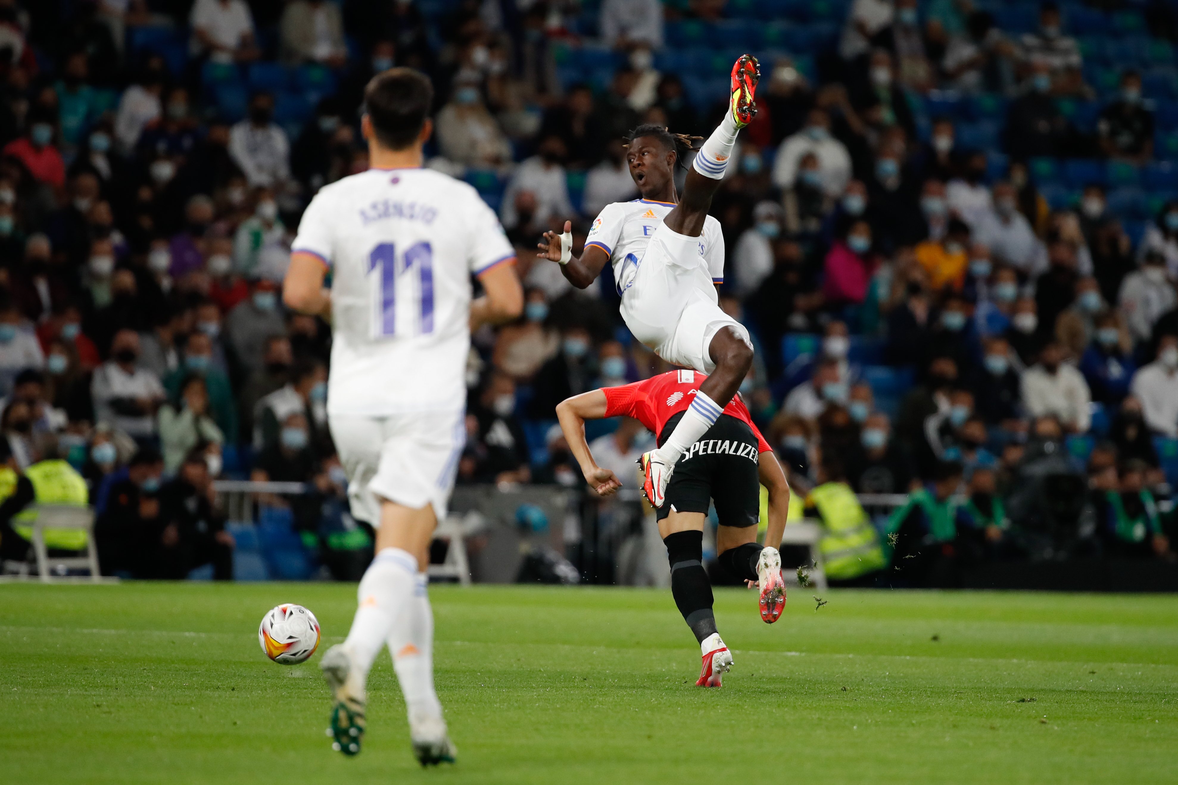 Камавинга может стать лучшим полузащитником «Реала» со времен Зидана
