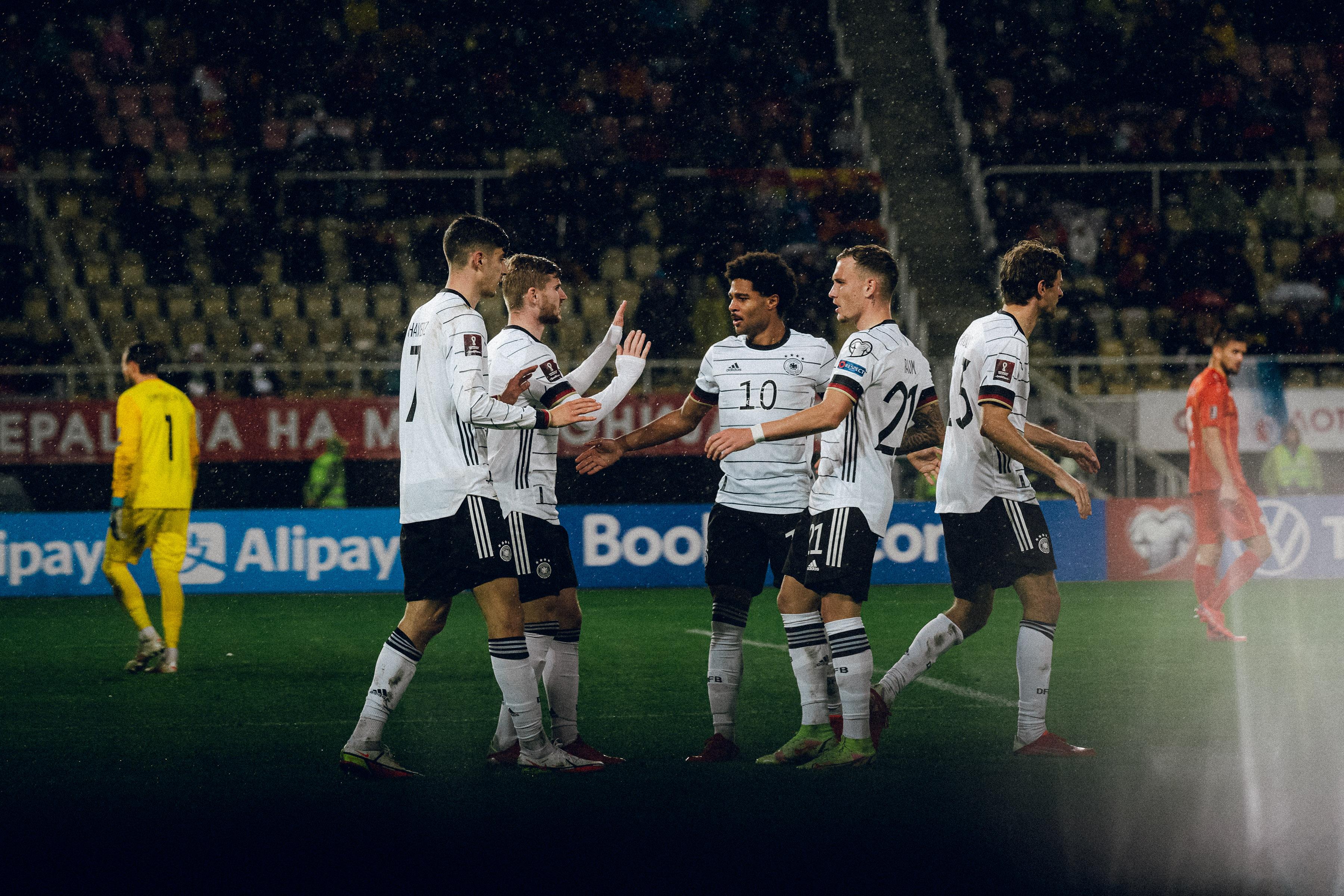 Немцы едут на Чемпионат мира. Обзор матча Северная Македония – Германия