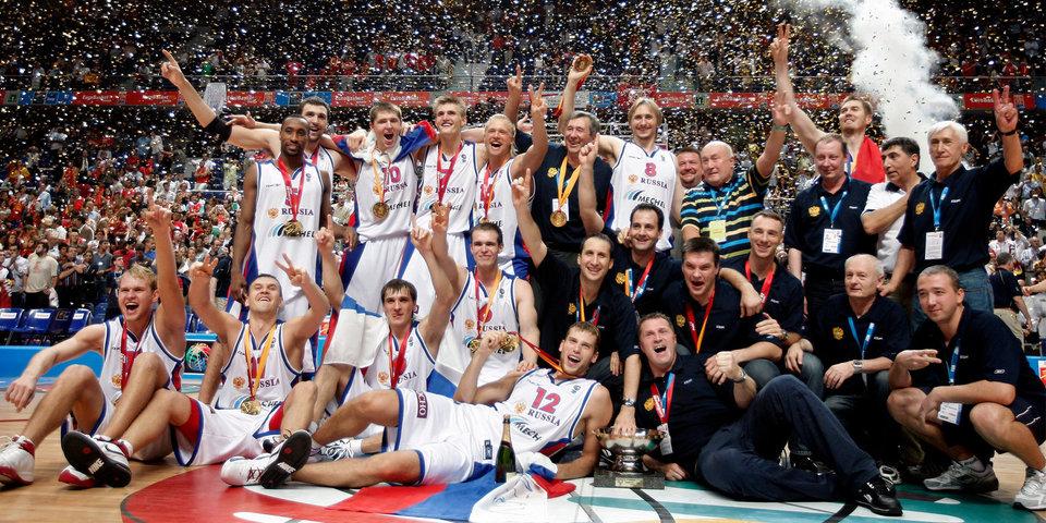 14 лет назад Россия выиграла чемпионат Европы по баскетболу. Решающий бросок в финале сделал Джон Роберт Холден