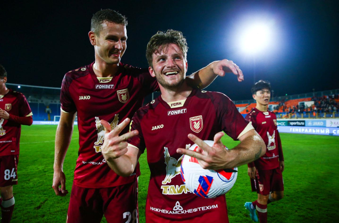 Андерс Дрейер и пять других успешных дебютов в российском футболе. Что стало с ними стало?  Часть 1