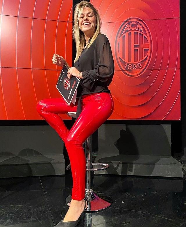 Джорджия Тавелла: Рассказывает нам про «Милан»