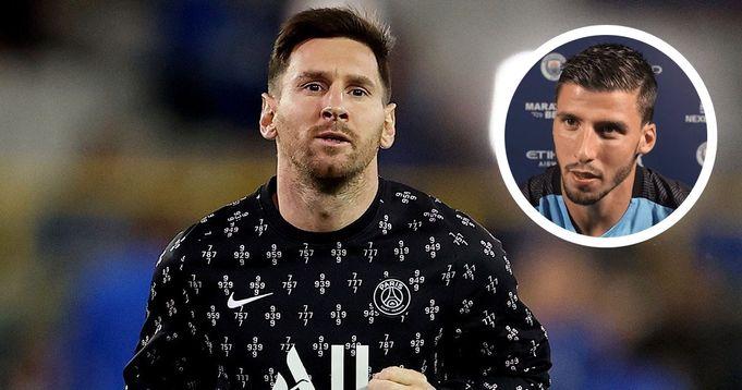 «Я хочу, чтобы Месси играл против нас»: защитник «Ман Сити» Рубен Диас о предстоящем матче с ПСЖ