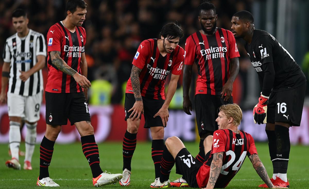 😱 В «Милане» полнейший ад с травмами – больше трети состава вне игры. Ужасает склонность к мышечным повреждениям 🤕
